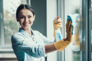 domestic cleaning services london