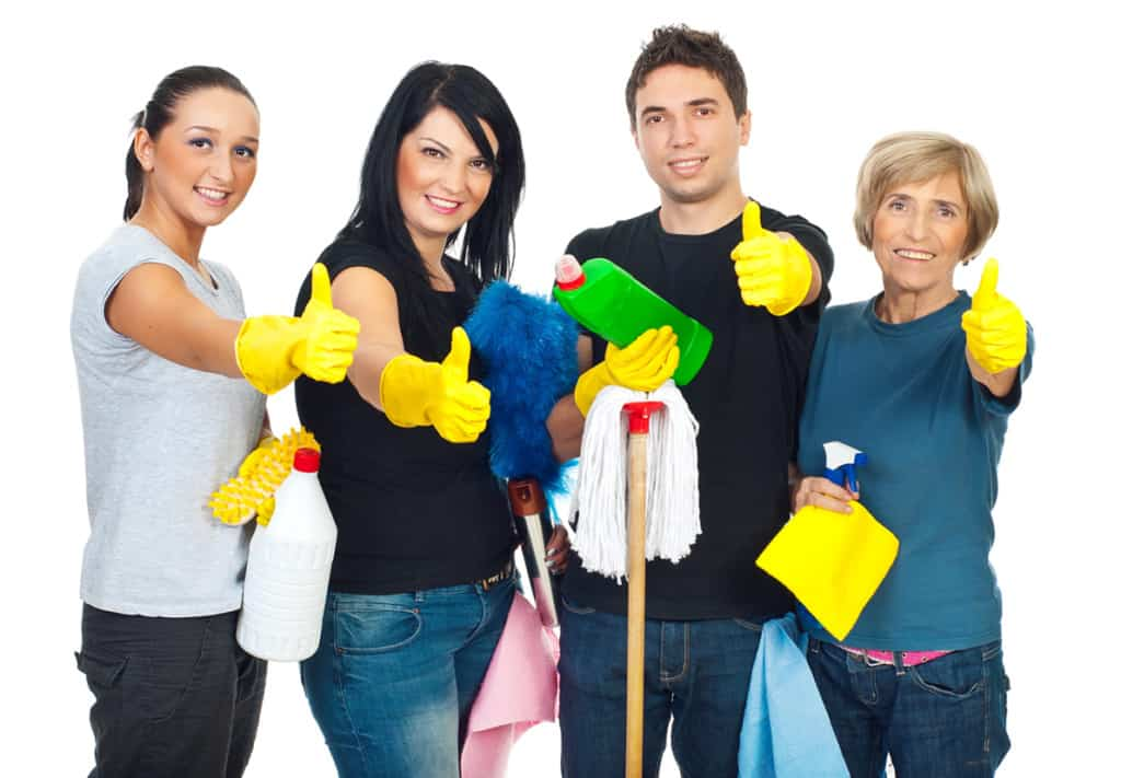 Cleaning Jobs London