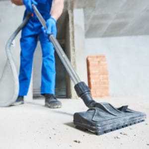 Builders Cleaning London