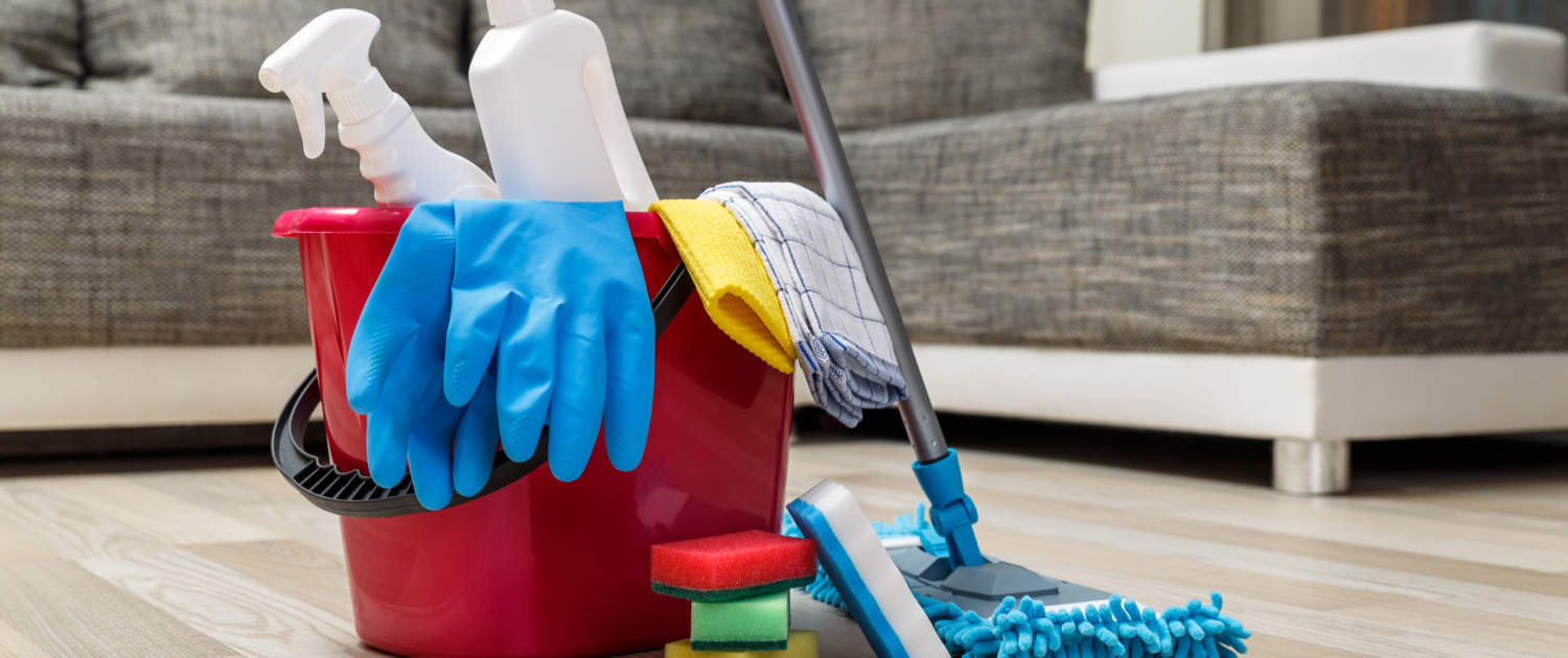 What is end of tenancy cleaning